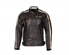 Harley-Davidson Command leather jacket front