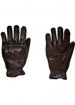 Triumph Lothian leather gloves