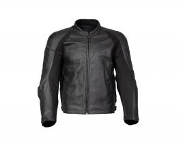 Dainese Fighter leather jacket front