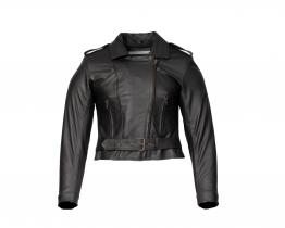 RJays Cruiser Ladies leather jacket front