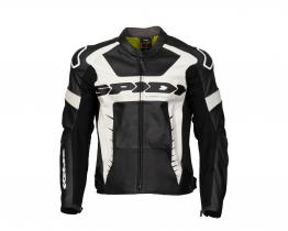 Spidi Warrior Pro leather jacket front
