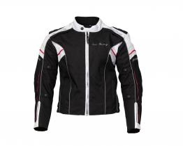 RJays Lemans III Ladies textile jacket front