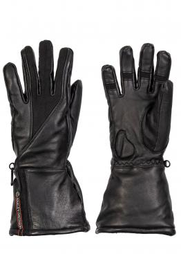 Harley Davidson Women's Gage Gauntlet leather gloves
