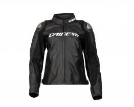 Dainese Racing 3 Ladies leather jacket front