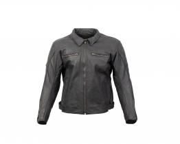 RST Cruz II leather jacket front
