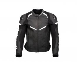 Rev'It Convex leather jacket front