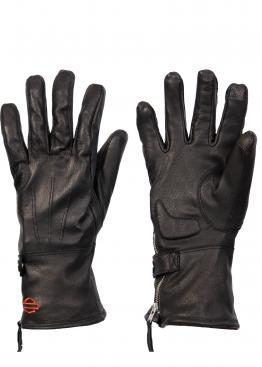 Harley Davidson Lea Wtchscrn leather gloves