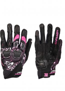 Five Gloves Stunt Evo Ladies leather/textile gloves