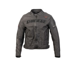 Dainese Archivio Pelle leather jacket front